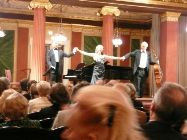 Gala Concert in the Brahms Saal, Musikverein, Vienna