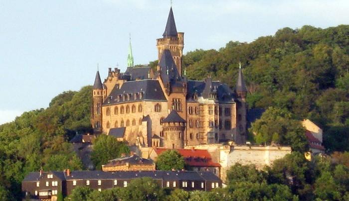 Schlossfestspiel Wernigerode 2013